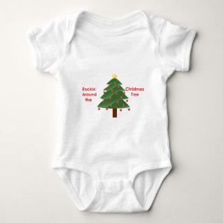 Rockin' Around The Christmas Tree Shirts