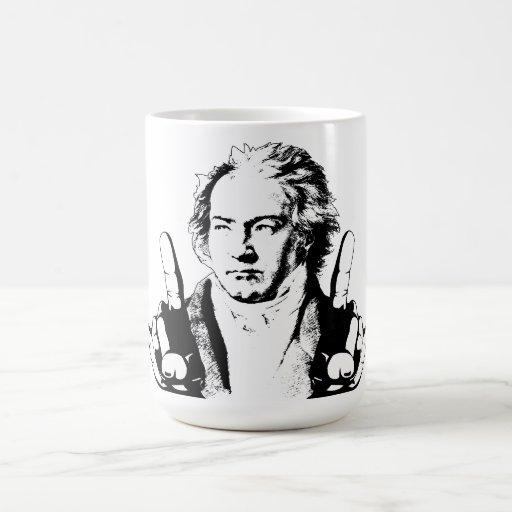 Rockin Beethoven Mug