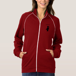 Rockin' Dog Women's AA CA Fleece Track Jacket