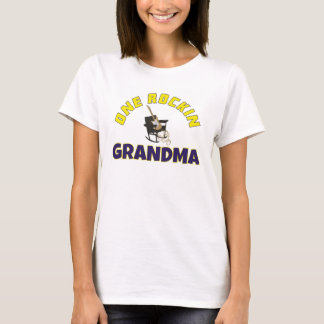 Rockin' Grandma Novelty T-Shirt