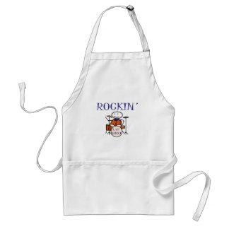 rockin lil bro standard apron