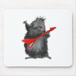 Rockin' Rodent Mousepad