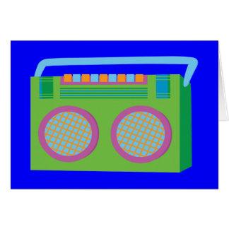Rockin' Stereo Cards