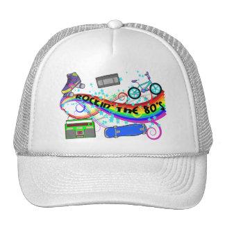 Rockin The 80s Cap
