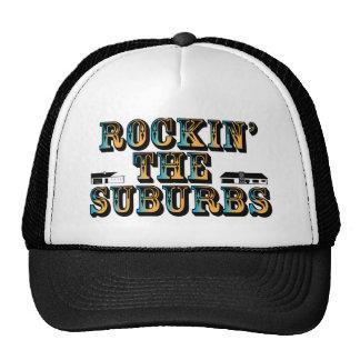 Rockin the Suburbs Cap