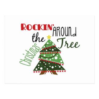Rockin Tree Postcard