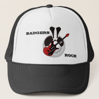 Rocking Badger Hat