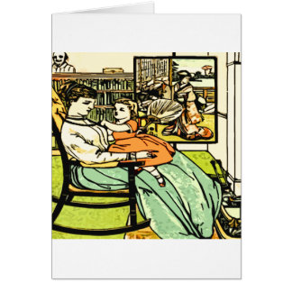 rocking chair greeting cards