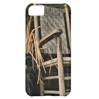 Rocking Chair on Porch iphone 5 Case