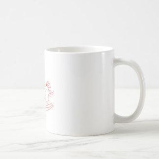 Rocking Horse Basic White Mug