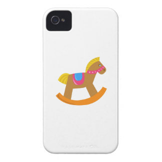 Rocking Horse iPhone 4 Covers