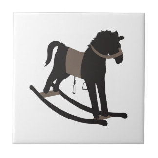 Rocking Horse Ceramic Tiles