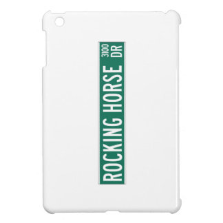Rocking Horse Drive, Street Sign, California, US Case For The iPad Mini