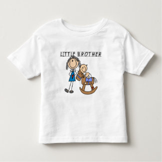 Rocking  Horse Little Brother Tshirts
