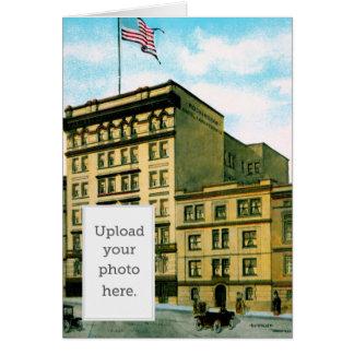 Rockingham Hotel Apartments Greeting Card