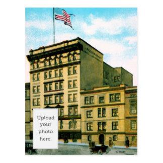 Rockingham Hotel Apartments Postcard