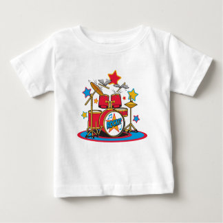 Rockit Flying Drumsticks Infant Tee