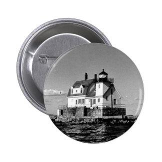 Rockland Harbor Breakwater Lighthouse Pin