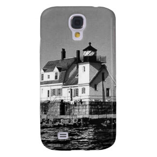 Rockland Harbor Breakwater Lighthouse Galaxy S4 Covers