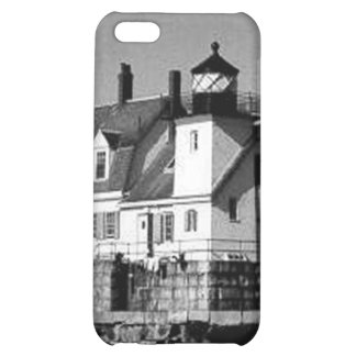 Rockland Harbor Breakwater Lighthouse iPhone 5C Cases