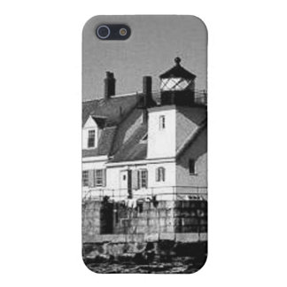 Rockland Harbor Breakwater Lighthouse Case For iPhone 5
