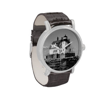 Rockland Harbor Breakwater Lighthouse Watches