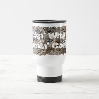 Rockn' ... Mornin' Coffee Travel Mug