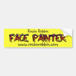 Rockn Robbin Bumper Sticker