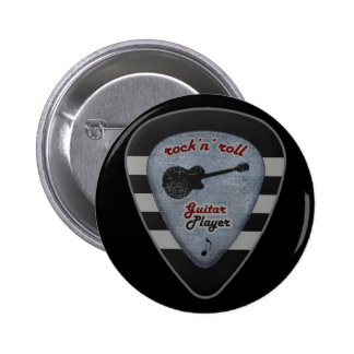 rock'n' roll forever 6 cm round badge