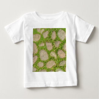 rocks and stones as background baby T-Shirt