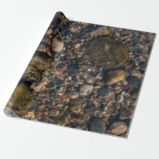 Rocks and Stones in Nature Wrapping Paper
