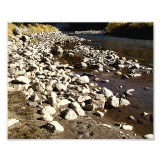 Rocks And Water Photo