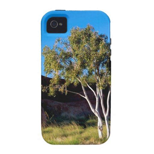 Rocks Balancing Northern Territory Australia iPhone 4/4S Cases