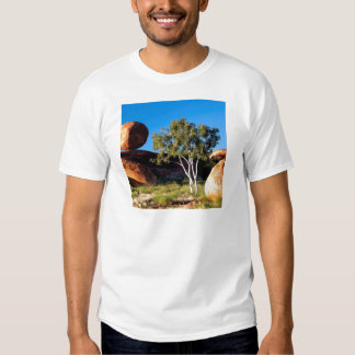 Rocks Balancing Northern Territory Australia Tee Shirts