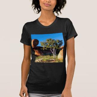 Rocks Balancing Northern Territory Australia T Shirt