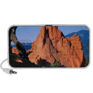 Rocks Garden Gods Colorado Mini Speaker