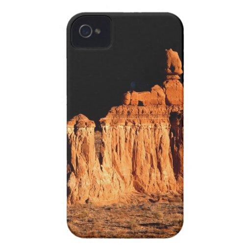 Rocks Goblin Valley Utah iPhone 4 Cases