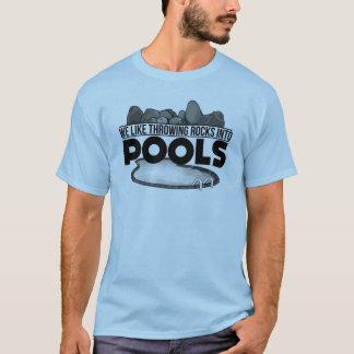 Rocks in Pools T-Shirt