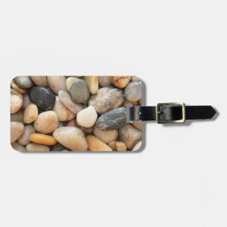 Rocks, Pebbles and Stones Luggage Tag