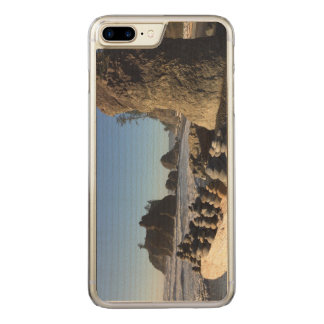 Rocks & Sea Stacks at Ruby Beach Carved iPhone 8 Plus/7 Plus Case