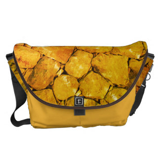 rocks yellow commuter bags