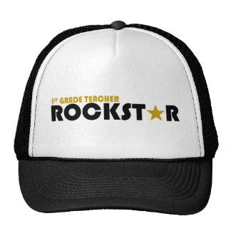 Rockstar - 1st Grade Mesh Hat