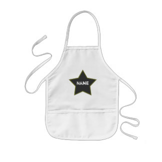 Rockstar Chef Personalized Apron for Boys