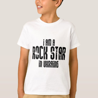 Rockstar In Ukraine T-Shirt