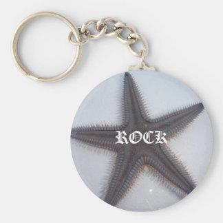 Rockstar Key Ring