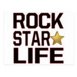 Rockstar Life Post Cards