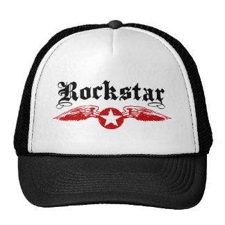 Rockstar Mesh Hats