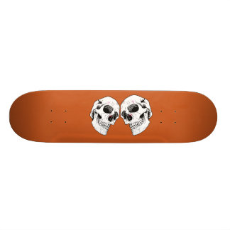 Rockstar Mosh Pit Skulls Skateboards
