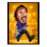 Rockstar Postcard