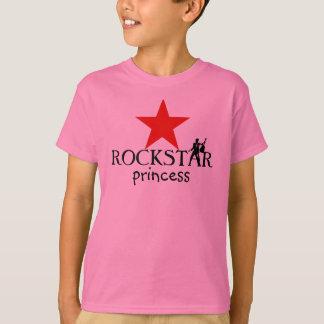 ROCKSTAR princess - girls t-shirt